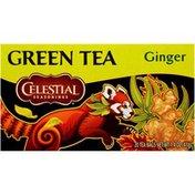 Celestial Seasonings Ginger Green Tea Bags