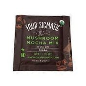 Four Sigmatic Mushroom Mocha Mix Delight With Chaga & Cacao Packet