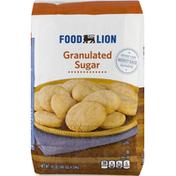 Food Lion Granulated Sugar