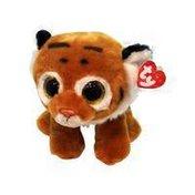 Ty Tiggs Brown Tiger Classic Stuffed Animal