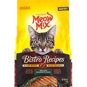 Meow Mix Cat Food, Grilled Salmon Flavor