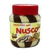 Nusco Hazelnut Chocolate Swirl Spread