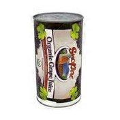 Sno Pac Organic Frozen Grape Juice Concentrate
