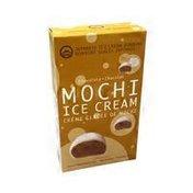 Mt. Fuji Chocolate Mochi Ice Cream