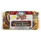 Hodgson Mill Veggie Rotini, Enriched Semolina