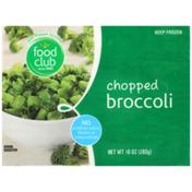 Food Club Chopped Broccoli