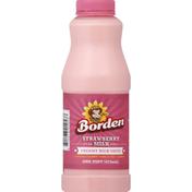 Borden Milk, Strawberry