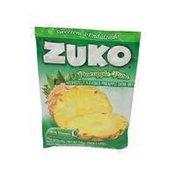 Zuko Pineapple-pina Flavored Pineapple Drink Mix