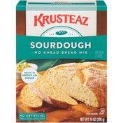 Krusteaz Sourdough No Knead Bread Mix