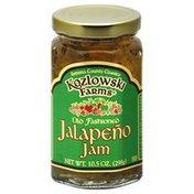 Kozlowski Farms Jam, Old Fashioned, Jalapeno