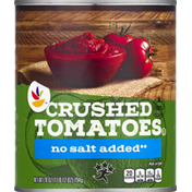 Ahold Tomatoes, Crushed, No Salt Added