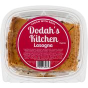 Dodahs Kitchen Lasagna