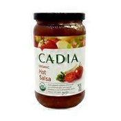 Cadia Organic Hot Salsa