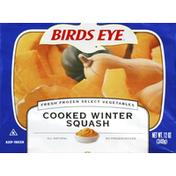 Birds Eye Squash, Cooked Winter