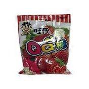 Wantwant Qq Strawberry Soft Candy