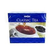 Meijer Classic Tea Bags