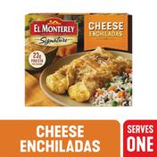 El Monterey Signature Cheese Enchiladas