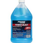 Prime Guard Windshield Washer Fluid, Power Blast