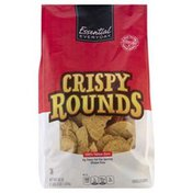Essential Everyday Tortilla Chips, Crispy Rounds