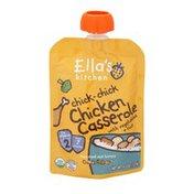 Ella's Kitchen Chick-Chick Chicken Casserole Organic Baby Food