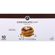 Publix Chocolate Chip Waffles