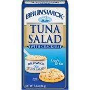 Brunswick Tuna Salad with Crackers