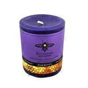 Big Dipper Wax Works Harmony Pure Lavender Beeswax Aromatherapy Candle