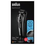Braun Beard Trimmer Bt3222, Beard Trimmer And Hair Clipper