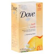 Dove Bath Bar, Burst