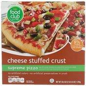Food Club Supreme Pizza