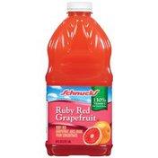 Schnucks Ruby Red Grapefruit Juice Drink
