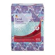 Ahold Facial Tissues - 3 PK