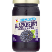 SB Preserves, Sugar Free, Seedless Blackberry