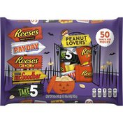 The Hershey Company Peanut Lovers Candy Variety Pack