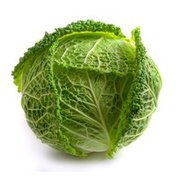 Green Savoy Cabbage Bag