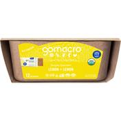 GoMacro Macrobars, Lemon + Lemon, Simple Splendor, 12 Pack