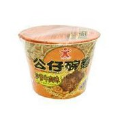 Doll Instant Noodle Bowl Satay Beef Flavor