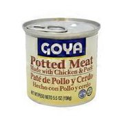 Goya Potted Meat
