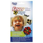 Physio Logic Fever Bugz, Continuous Monitoring