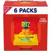 RITZ Cheddar Cheese Crispers