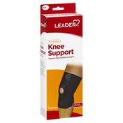 Leader Knee Support, Adjustable, Large/Extra Large