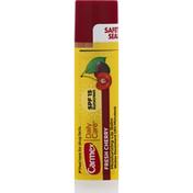 Carmex Lip Balm, Moisturizing, Fresh Cherry, SPF 15