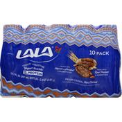 LALA Pecan Cereal Yogurt Smoothies with Probiotics