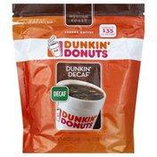 Dunkin' Donuts Coffee, Ground, Medium Roast, Decaffeinated