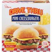 Drive Thru Mini Cheeseburgers
