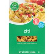 Food Club Ziti