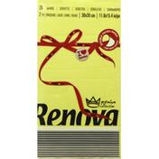 Renova Napkins, Premium Collection, 2 Ply