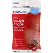 Equaline Cough Drops, Cherry Flavor