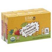 Ella's Kitchen Ella's Kitchen Aloe Water - Strawberry Lemonade