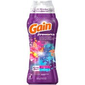 Gain Fireworks Scent Duet Wildflower & Waterfall In-Wash Scent Booster